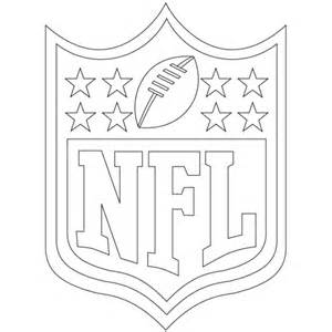 Nfl Logo Coloring Pages nfl logos coloring pages regarding inspire in coloring