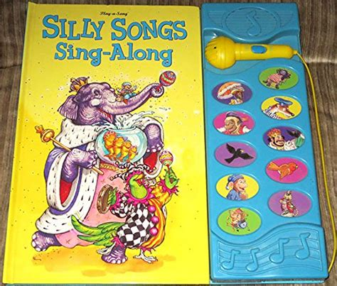 Animal Songs Sing Along Songs Sound Book playasong silly songs singalong book unknown author
