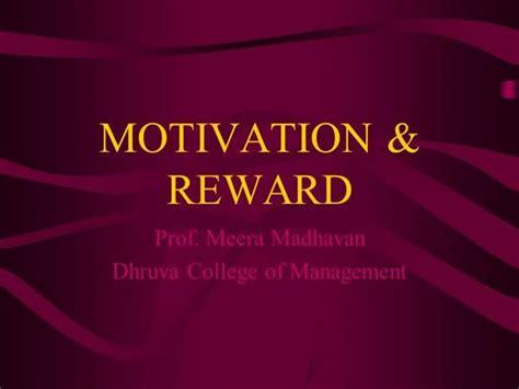 ppt templates for rewards motivation reward ppt authorstream