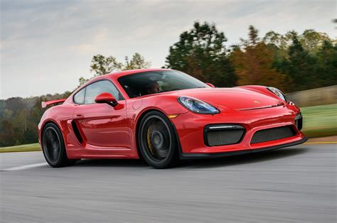2016 Porsche Cayman Gt4 911 Gt3 Rs First Drive Review