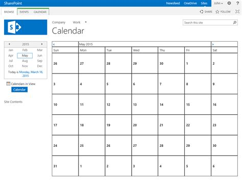 Why Calendar Is Different 2013 Why Does Our Calendar Look Different Sharepoint