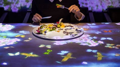 Experiences In Catering by Interactive Restaurants Go Beyond With New Immersive