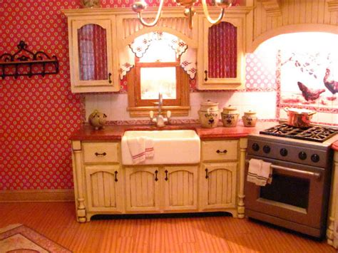 dolls house kitchen furniture dollhouse miniature furniture tutorials 1 inch minis kitchen cabinets how to make