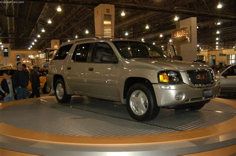 2004 gmc envoy xl recalls 2004 gmc envoy pictures history value research news