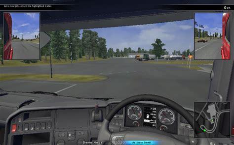 scania truck driving simulator free rocky bytes