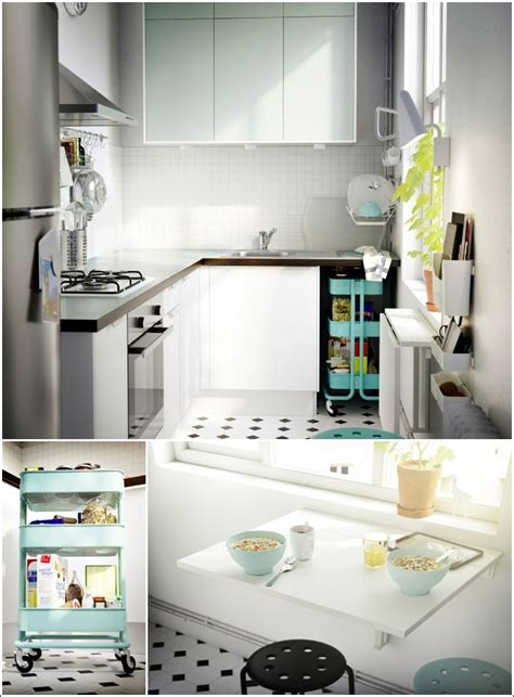 small kitchen solutions ikea solutions for small kitchens