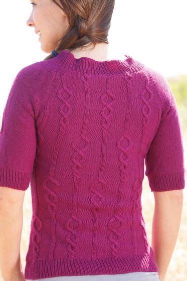 magic raglan pattern oleander raglan pullover knitting patterns and crochet