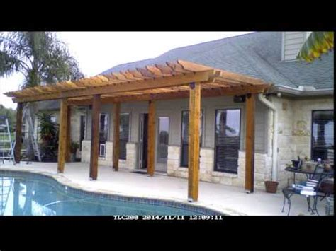 build the deck pitch the tent tent instead of rent build a pergola in 15 minutes youtube
