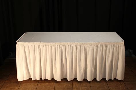 Buffet Table Skirting Table Linens Www Pixshark Com Buffet Table Skirting