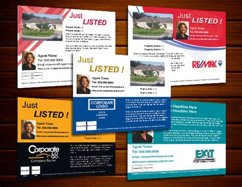 just listed postcard template just listed postcard template just listed real estate