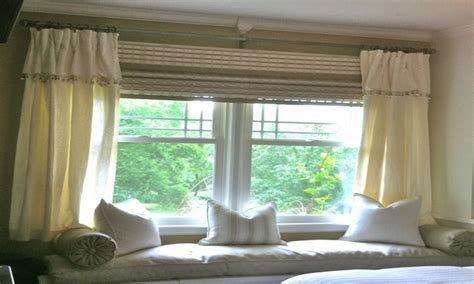 cheap window treatment ideas cheap window blind ideas bay window treatment ideas bay