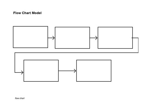 flow table template 5 best images of blank flow charts blank process flow