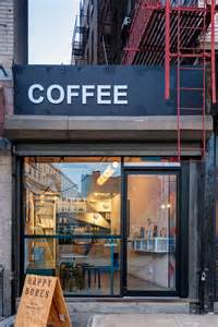 coffee shop in new york the coffee shop that used to be an alleyway