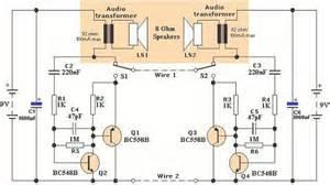 wiring 2 wire intercom
