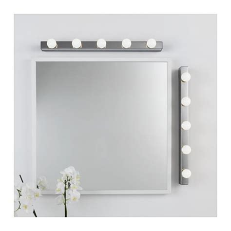 Ikea Bad Spiegelleuchte by Musik Wall L Wired In Installation Chrome Plated Ikea