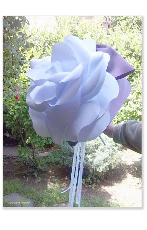 fiori di carta crespa giganti matrimonio con fiori di carta giganti loredana todaro