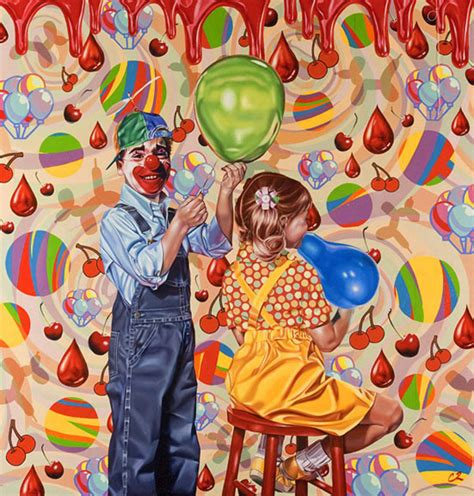 birthday painting colorful paintings by celeste rapone