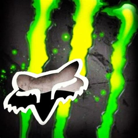 Topi Trucker Yellow Claws Logo energy and fox racing photo energy