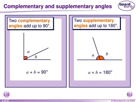a supplementary angle supplementary and complementary angles www imgkid