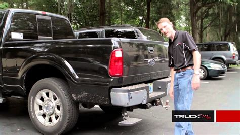 truck bed step amp research bedstep review truck bed step autocustoms
