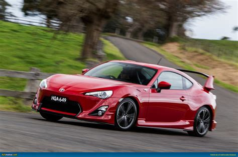 frs toyota 86 ausmotive com 187 toyota 86 gts gives you wings