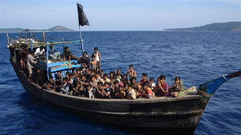 refugee boat news irin where are the rohingya boat survivors now
