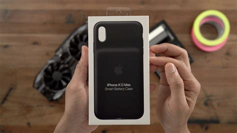 apple smart battery case review iphone xsmax xr design