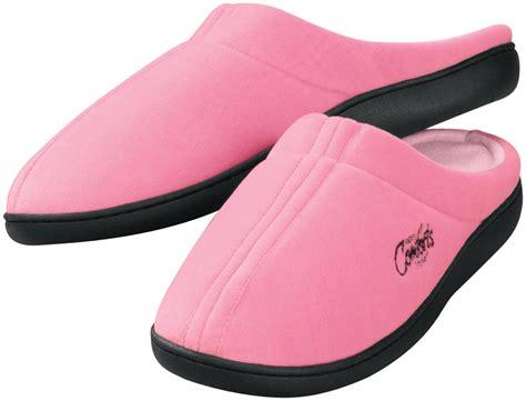 easy comforts com easy comforts styletm memory foam slippers ebay
