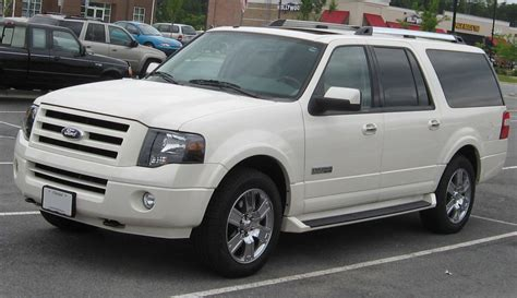 ford expedition el ford expedition el limited photos and comments www