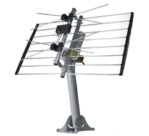 channel master 4220mhd 2 bay hdtv uhf tv antenna with mount from solid signal