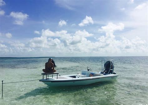 flats boats for sale treasure coast flats boats skiff life fishing boating articles