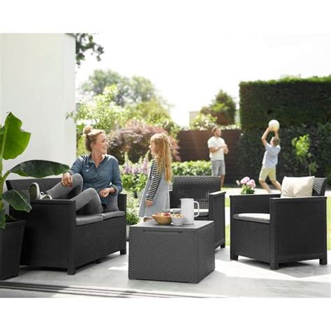 keter outdoor furniture lounge  dining sets sun