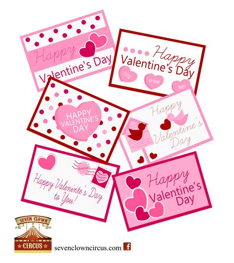printable valentines day cards free 9 best images of my free printable cards free