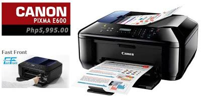 Printer Canon E500 canon pixma e600 vs e500 printer specs scan and copy documents gbsb techblog your