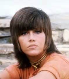 what actress in the 70s started the shag haircut jane fonda and her quot shag quot hairstyle in the movie quot klute