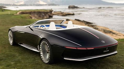 maybach mercedes coupe 2017 vision mercedes maybach 6 cabriolet vrooms ahead with