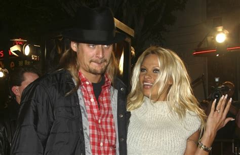 Pam Divorces Kid Rock After Borat Out by Truly Dysfunctional Relationships Looper