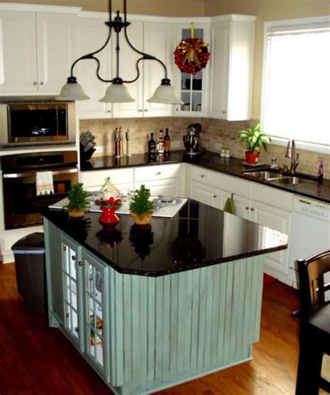 small u shaped kitchen with island best u shaped kitchen design decoration ideas