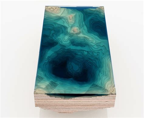 duffy london layers  abyss table    ocean depths