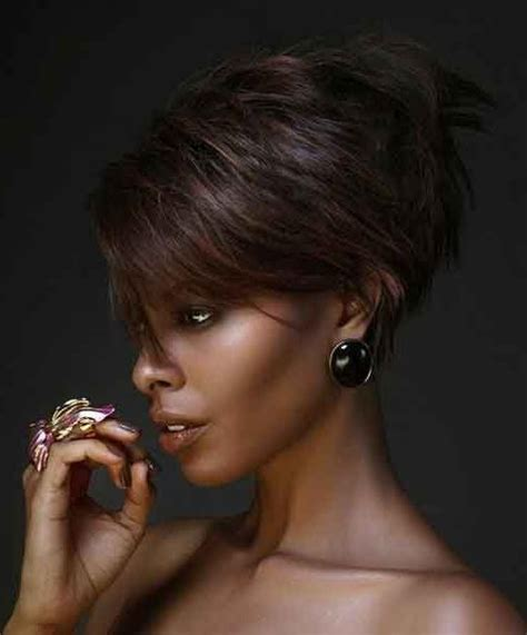 short hair style female 2016 with regard to invigorate 20 collection of edgy short haircuts for black women