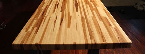 solid wood table tops custom cut butcher block countertop butcher block island