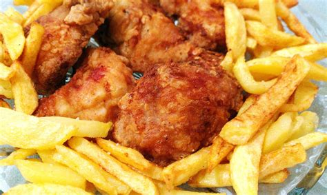 fried chicken or fried chicken recipe dishmaps