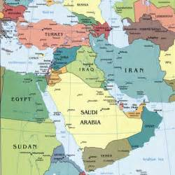 middle east map of usa middle east outline map outline map of middle east by world atlas