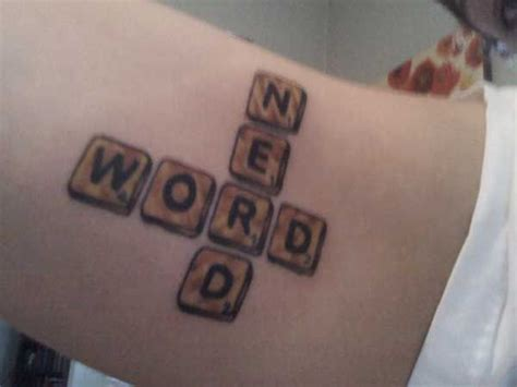 scrabble tattoo design scrabble pictures photos and images for