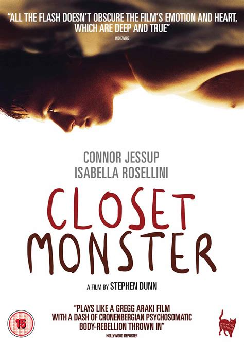 Closet Monster 2016 Peccadillo Pictures