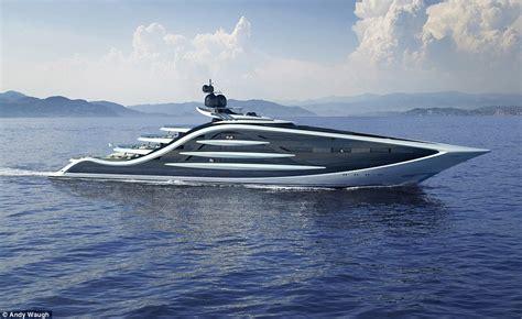 Al Said Yacht Interior Andy Waugh S Epiphany Superyacht Concept Boasts A Radical