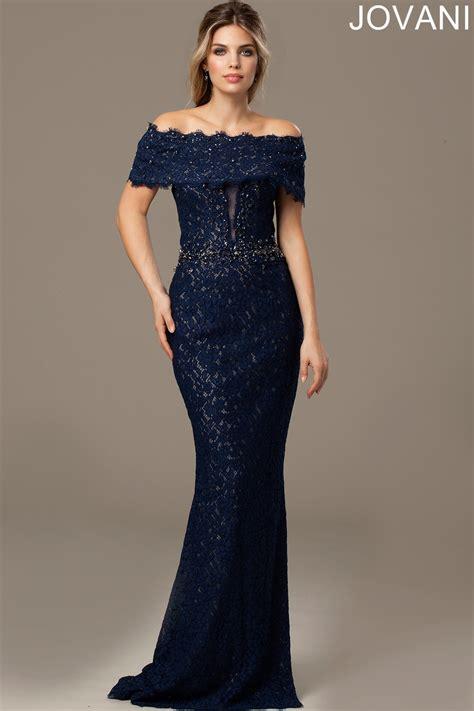 jovani  evening dress   shoulder