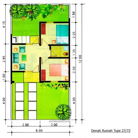 desain rumah minimalis type 36 72 dekorasi ruang tamu rumah teres kos rendah desain rumah