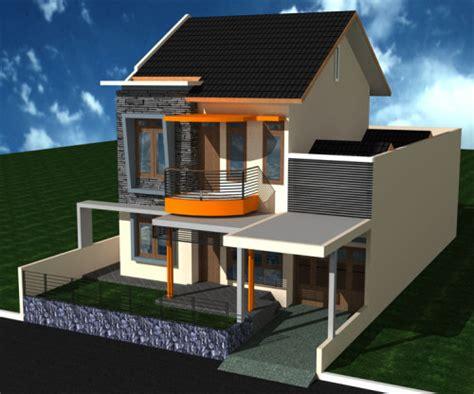 Archicad 15 Untuk Desain Arsitektur Perumahan Modern 15 desain rumah minimalis modern 2 lantai