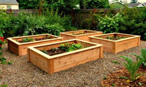 How To Build Raised Vegetable Garden Beds How To Make A Raised Vegetable Garden Bed